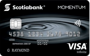 Scotia Momentum Credit Card