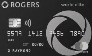 Rogers World Elite Credit Card