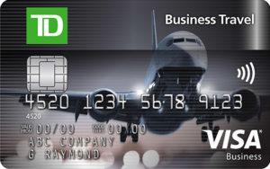 TD Business Travel Visa Credit Card