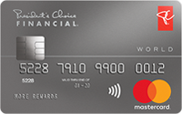 PC Financial World Mastercard