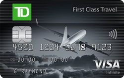 TD First Class Travel Visa