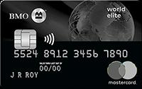 BMO World Elite Rewards Credit Card