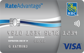 RBC Rate Advantage Visa