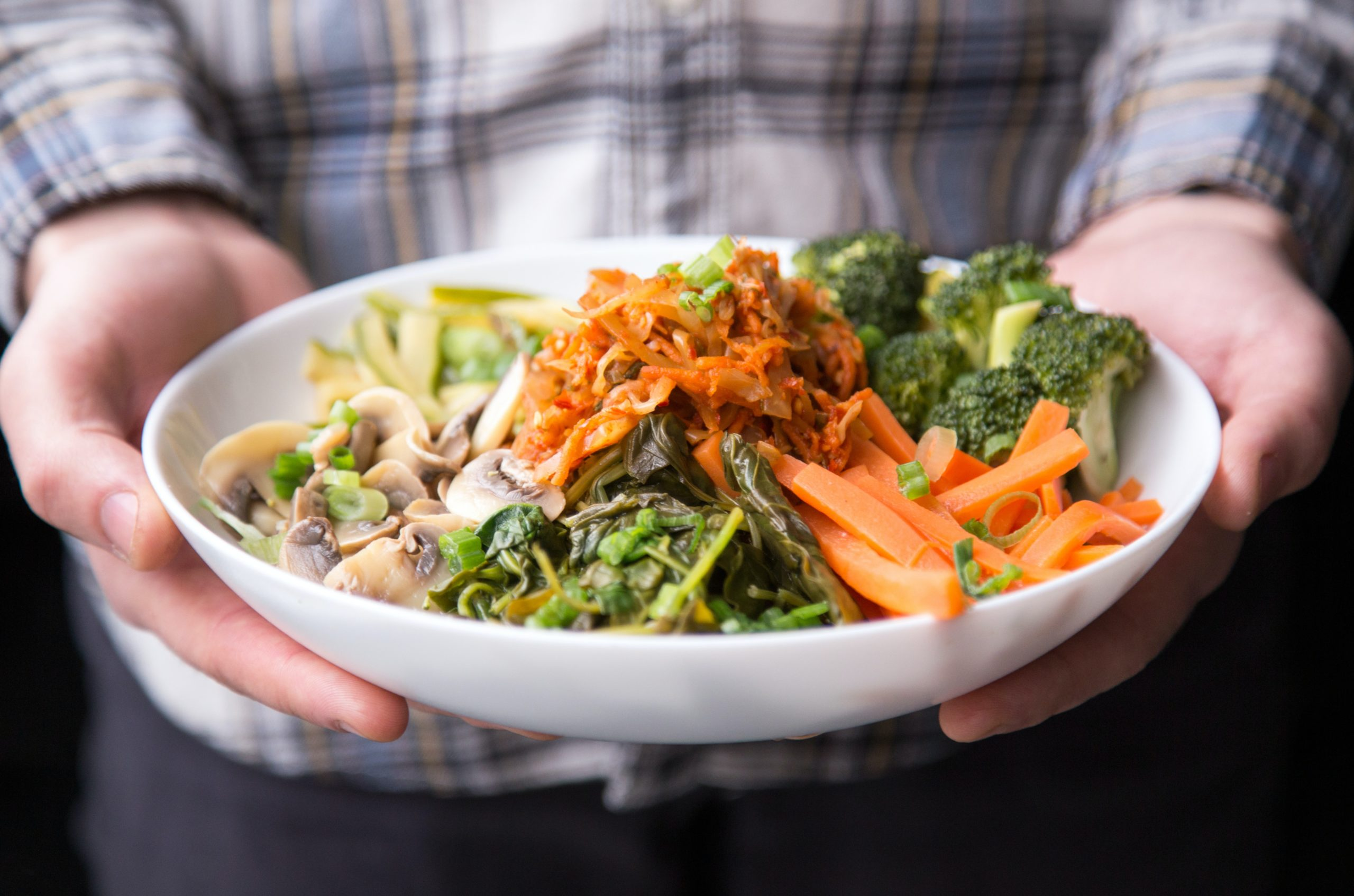 Take plant-based eating to the bank