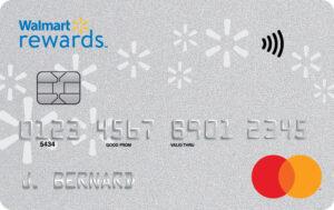 Walmart Rewards Mastercard